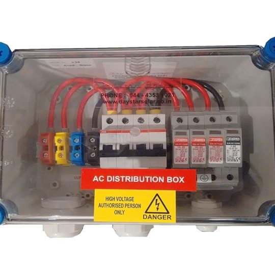 Solar AC Distribution Box